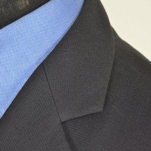 Pronto Uomo Suits & Blazers - Pronto Uomo 36R Sport Coat Blazer Suit Jacket Navy
